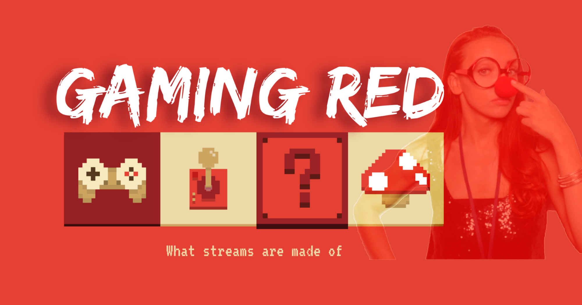 Gaming Red